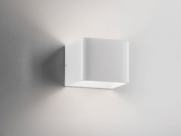 Wandleuchte Cubetto quadratisch