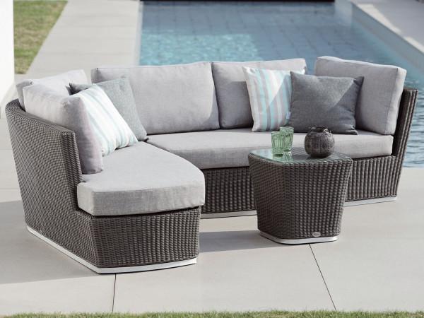 Lounge-Set Juno - 3-teilig