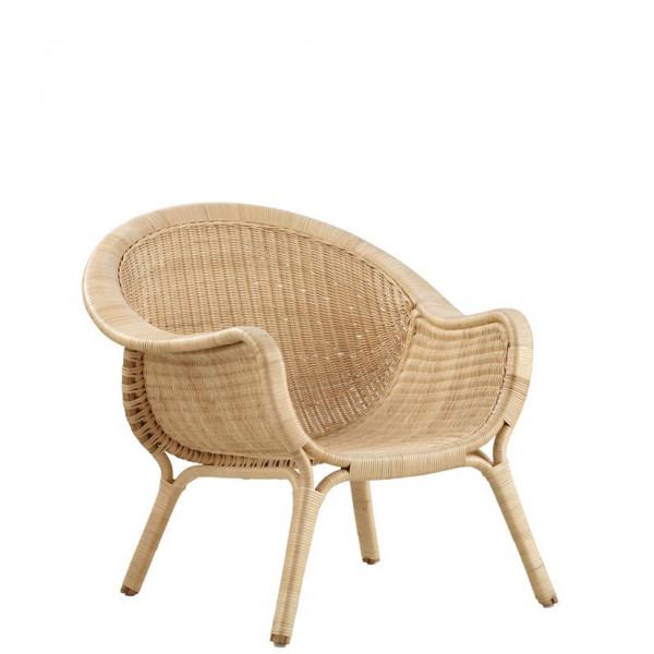 Sika Design Icons Loungesessel Madame aus Rattan