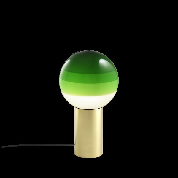 marset Tischleuchte LED Dipping Light Grün cut-out