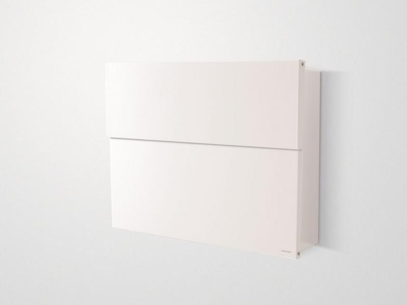 Radius Design Briefkasten Letterman XXL 2 Weiß online kaufen ...