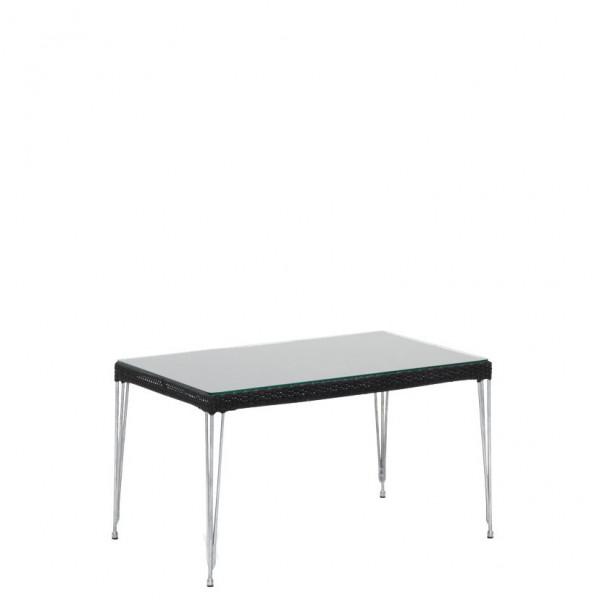Sika Design Avantgarde Gartentisch Mercur schwarz