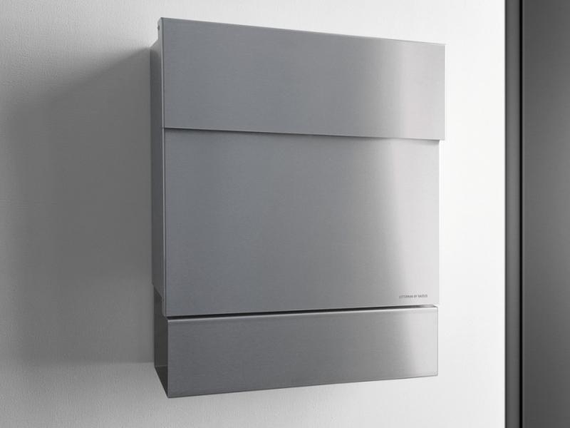 radius design briefkasten letterman 5 edelstahl online kaufen. Black Bedroom Furniture Sets. Home Design Ideas