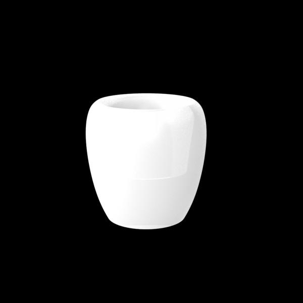 Beleuchtetes Pflanzgefäß Blow - 80 cm