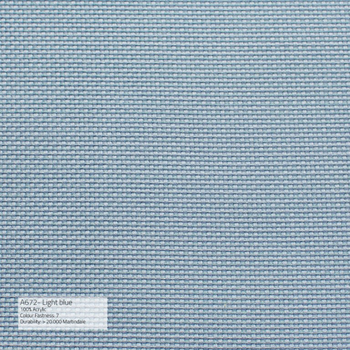 A672 Tempotest Michelangelo Light Blue