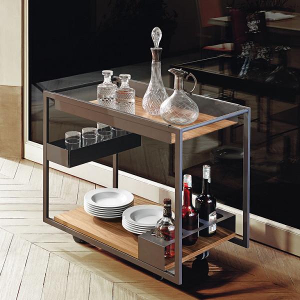 Küchenwagen Mojito Wood
