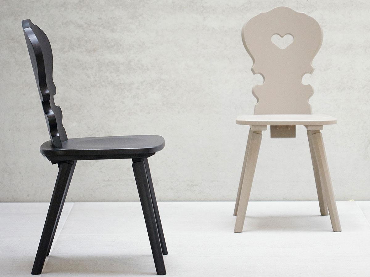 jan kurtz stuhl vienna buche oder eiche ge lt oder farbig lackiert online kaufen. Black Bedroom Furniture Sets. Home Design Ideas