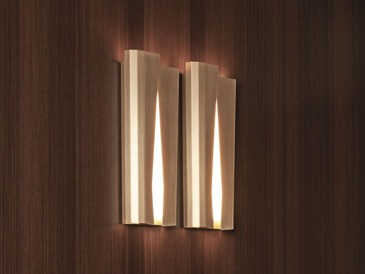 Gallotti Und Radice LED Wand Leuchte Ori Aus