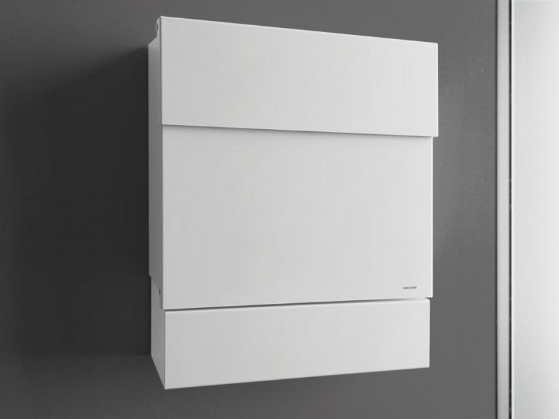 radius design briefkasten letterman 5 wei online kaufen. Black Bedroom Furniture Sets. Home Design Ideas