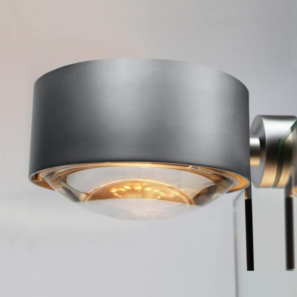 Drehbare Spiegelklemmleuchte Puk Maxx Fix Plus LED