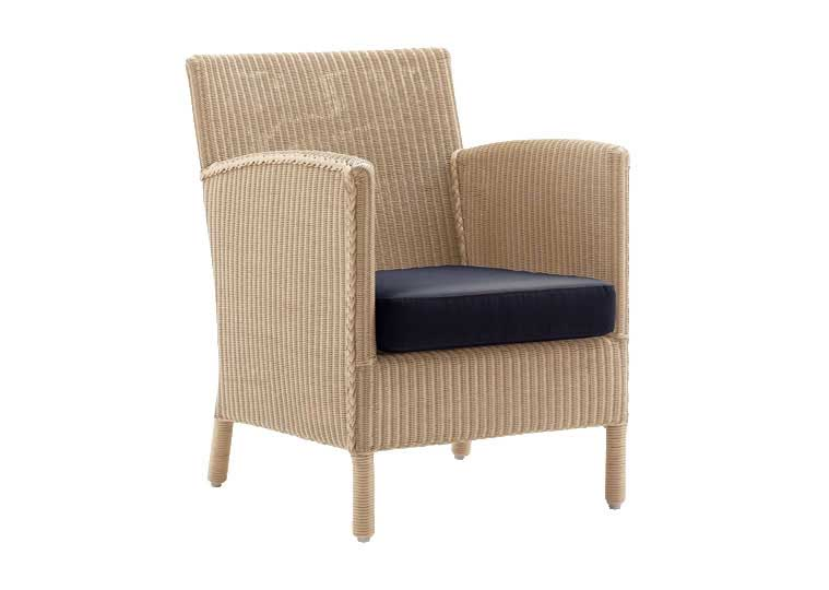 sika design lloyd loom sessel symphonie kaufen im borono online shop. Black Bedroom Furniture Sets. Home Design Ideas