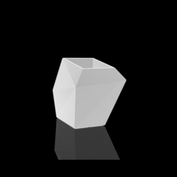 Beleuchtetes Pflanzgefäß Faz - 70 cm