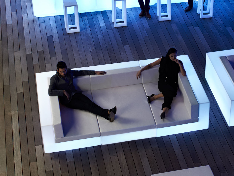 vondom vela outdoor lounge sofa 6 online kaufen. Black Bedroom Furniture Sets. Home Design Ideas