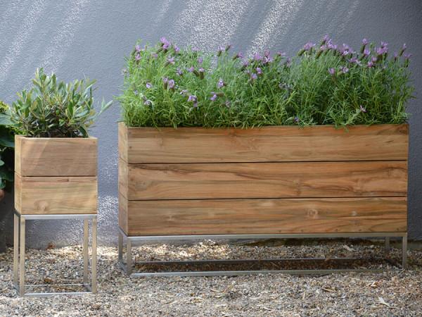 Pflanzbehälter Mini Garden mit Gestell
