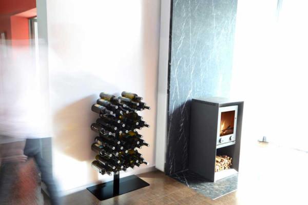 Weinregal Wine Tree stehend