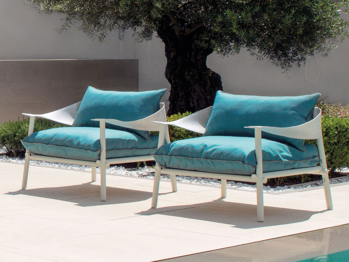 emu moderner Garten Lounge-Sessel Terramare online kaufen ...