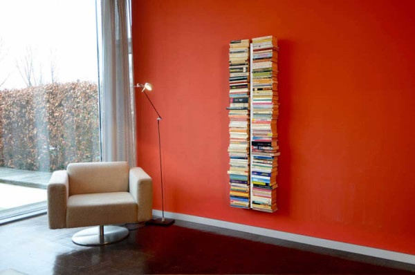 Bücherregal Booksbaum Wand 1 - 170 cm