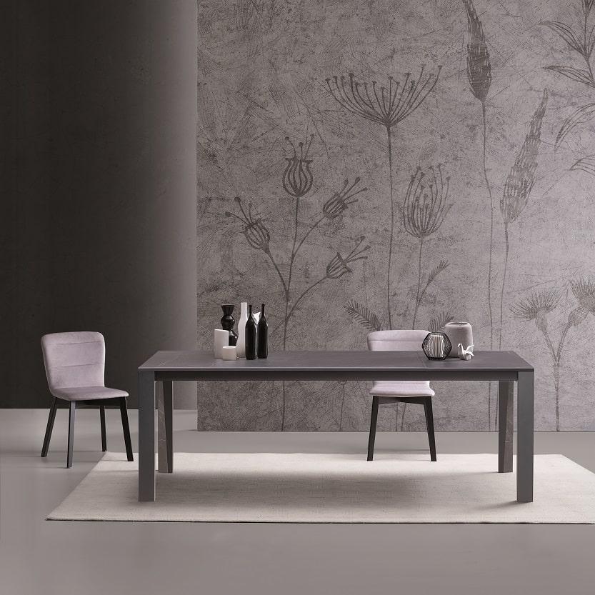 Tisch Ausziehbar Keramikplatte.Esstisch Keramik Ausziehbar