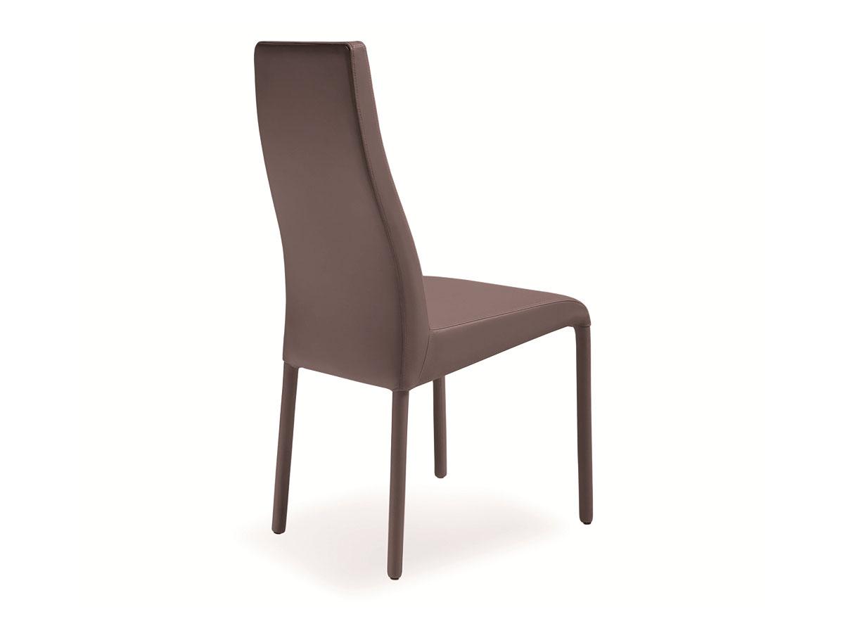 Italienischer Design Stuhl Voll Leder Oder Voll Stoff