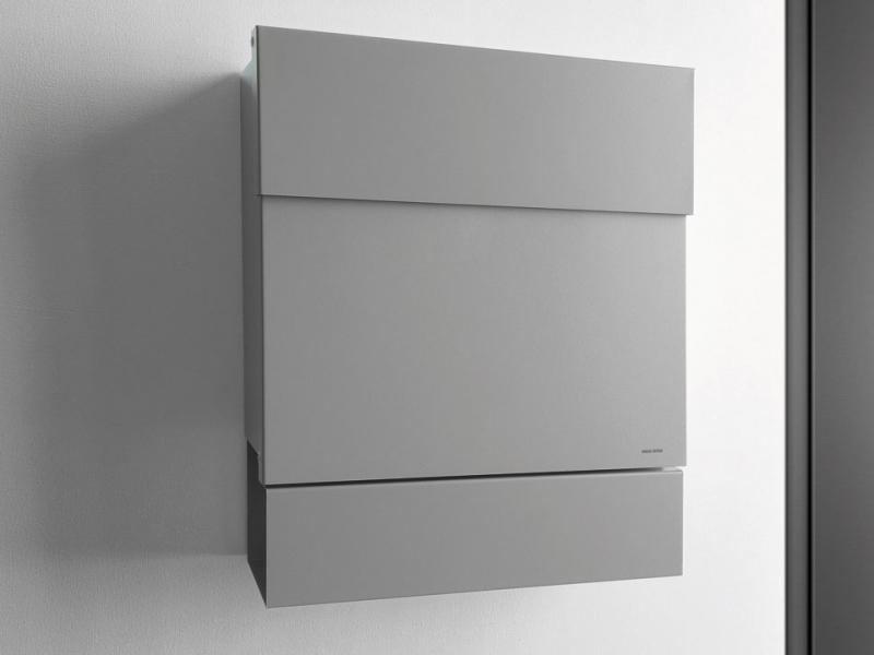 radius design briefkasten letterman 5 silber online kaufen. Black Bedroom Furniture Sets. Home Design Ideas