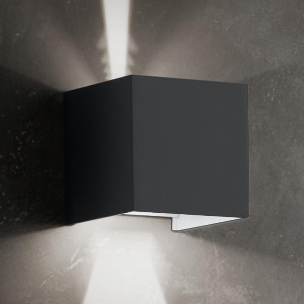 Außenwandleuchte Cubetto IP54