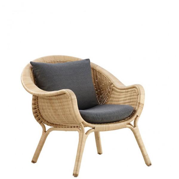 Sika Design Icons Loungesessel Madame mit Kissen