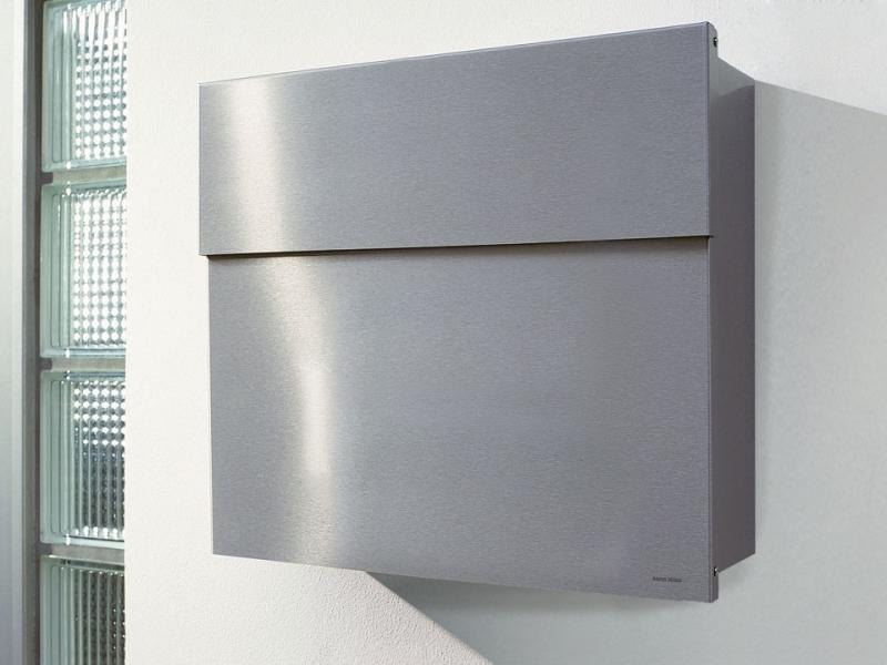 radius design briefkasten letterman 4 edelstahl online kaufen. Black Bedroom Furniture Sets. Home Design Ideas
