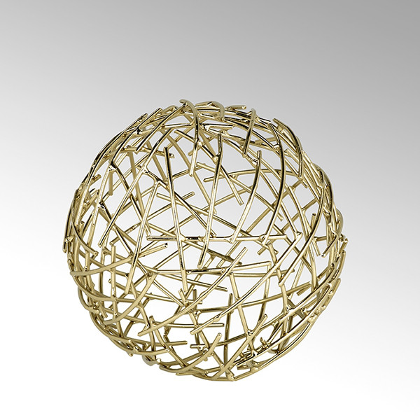 Lambert Dekokugel Micado in Gold - Durchmesser 12 cm