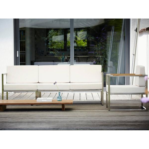 Gartenlounge Lux Set M