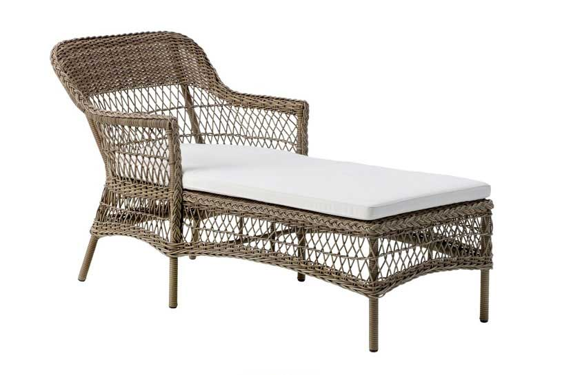sika design georgia garden gartenliege olivia polyrattan. Black Bedroom Furniture Sets. Home Design Ideas