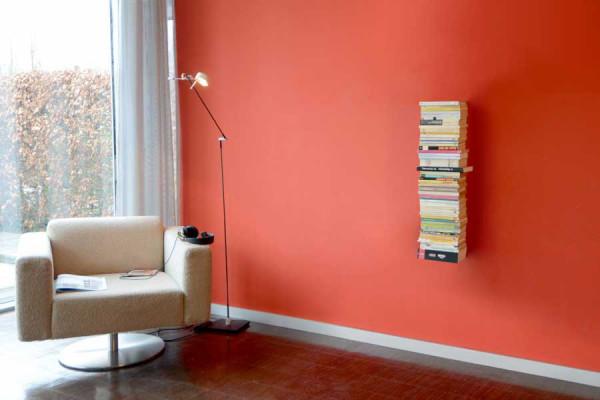 Bücherregal Booksbaum Wand 2 - 90cm