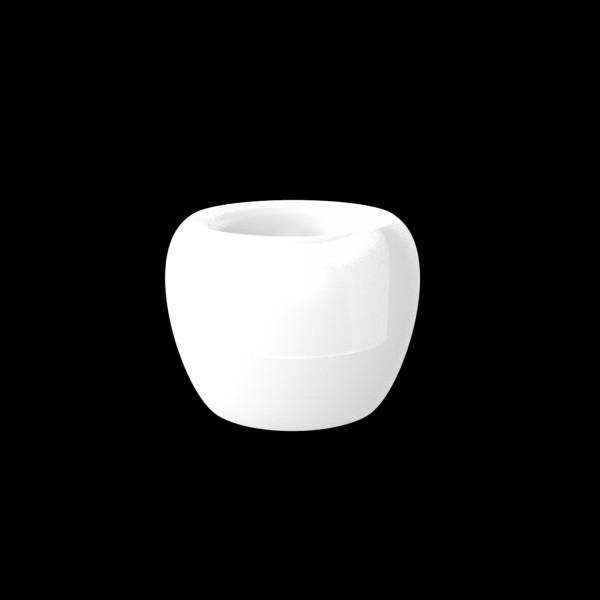 Beleuchtetes Pflanzgefäß Blow Low - 75 cm