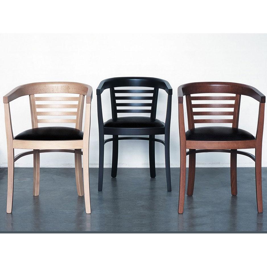 jan kurtz stuhl charles mit armlehne in 3 farben online kaufen. Black Bedroom Furniture Sets. Home Design Ideas