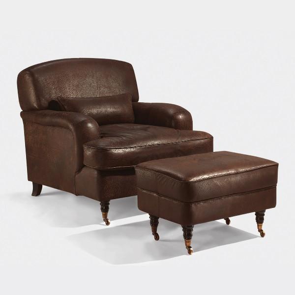 Lambert Continental gemütlicher Sessel zum Wohlfühlen und Relaxen