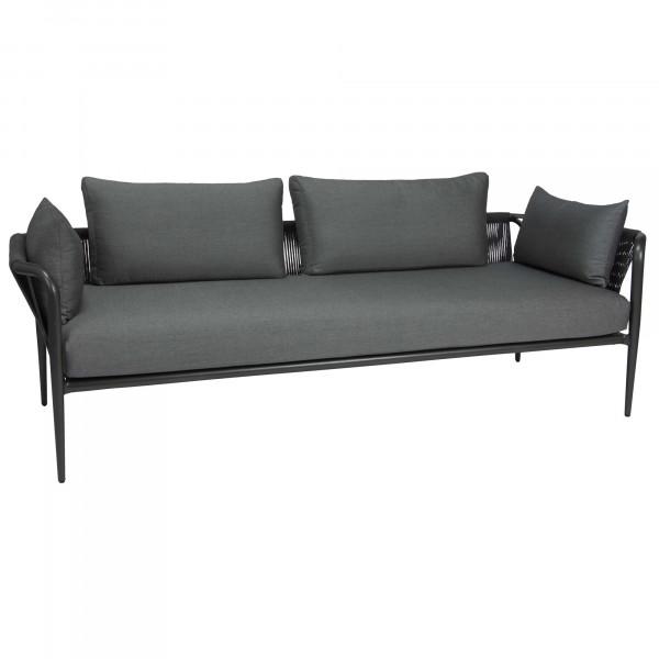Stern 3-Sitzer-Loungesofa Laguna