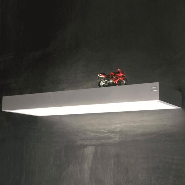 Beleuchtetes Wandregal Tokyo LED