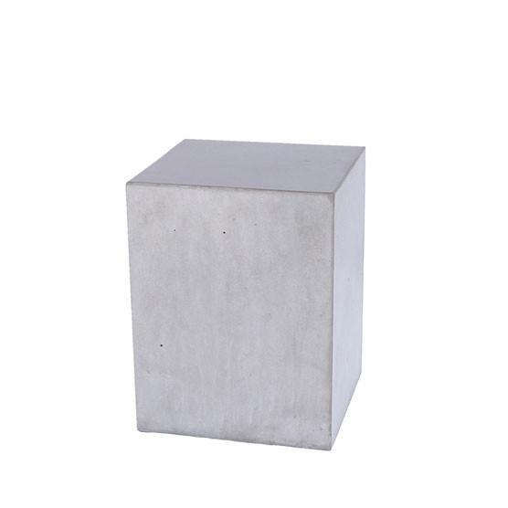 Jan Kurtz Beistelltisch Block Beton in 2 Größen