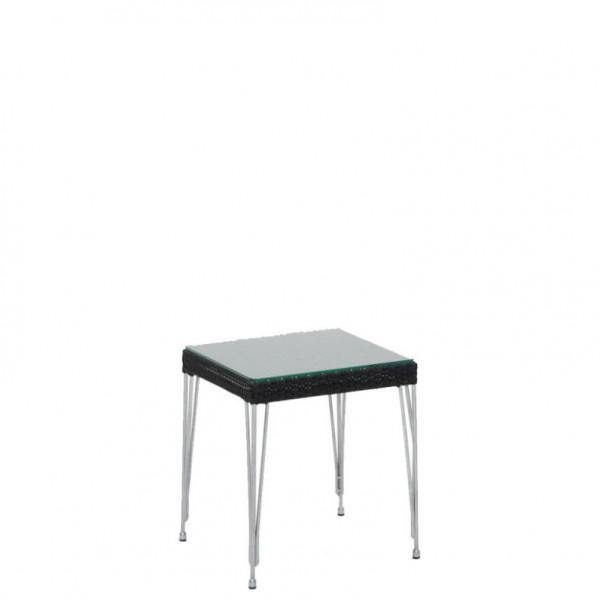 Sika Design Avantgarde Beistelltisch Mercur schwarz