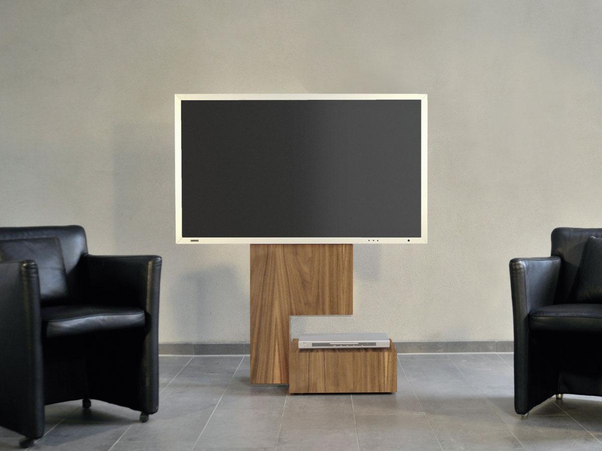 wissmann tv st nder move art115 wood online kaufen. Black Bedroom Furniture Sets. Home Design Ideas