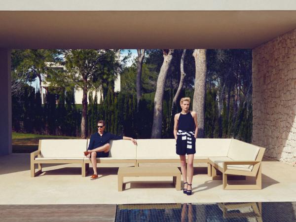 Outdoor Lounge -Set Frame