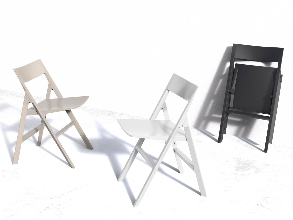Klappstuhl designklassiker  Vondom Design Klappstuhl Quartz online kaufen - borono.de