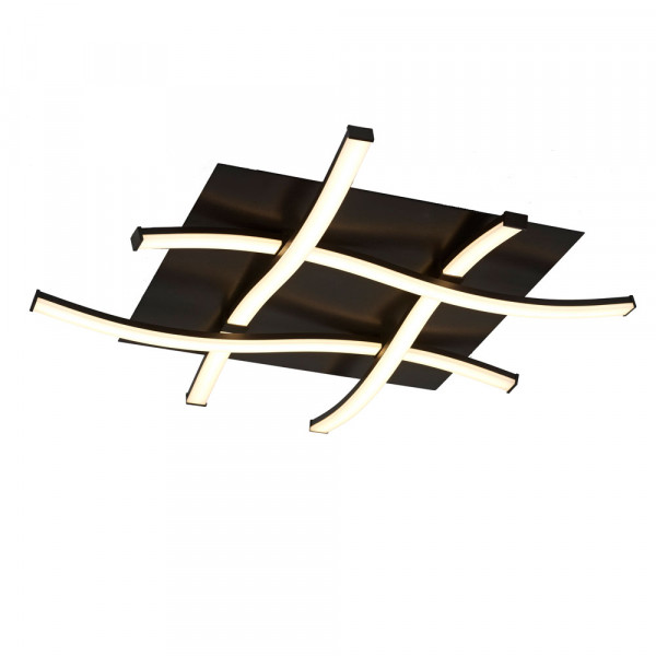 LED Deckenleuchte Nur Quadrat